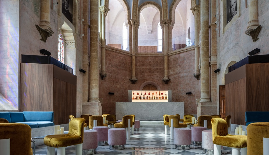 The 10 Best Interiors of 2018: Jaffa Hotel and Residences by John Pawson and Ramy Gill