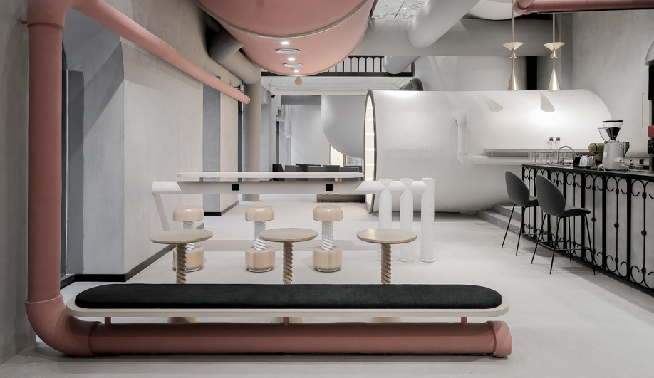 The 10 Best Interiors of 2018: Ideas Lab by X+Living