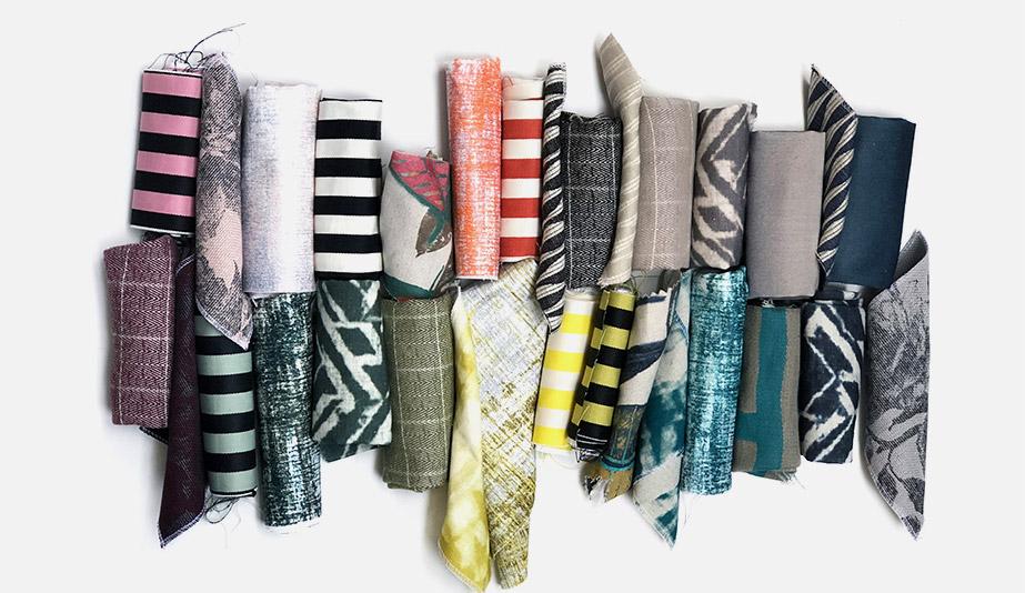 Coast to Coast Textiles by Fil Doux Textiles