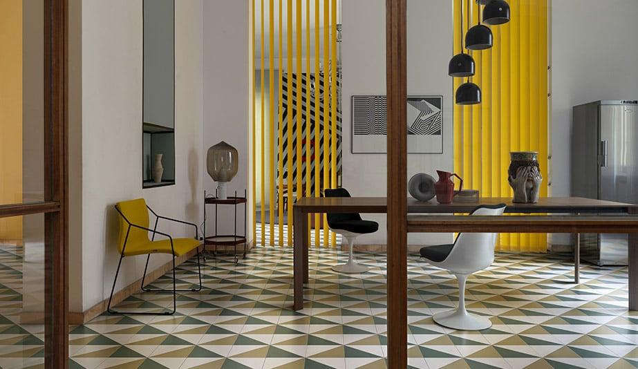 Pittorica Tiles by Ceramica Bardelli