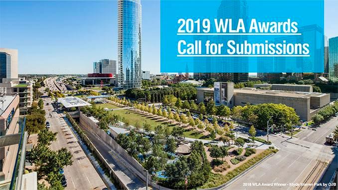 World Landscape Awards 2019