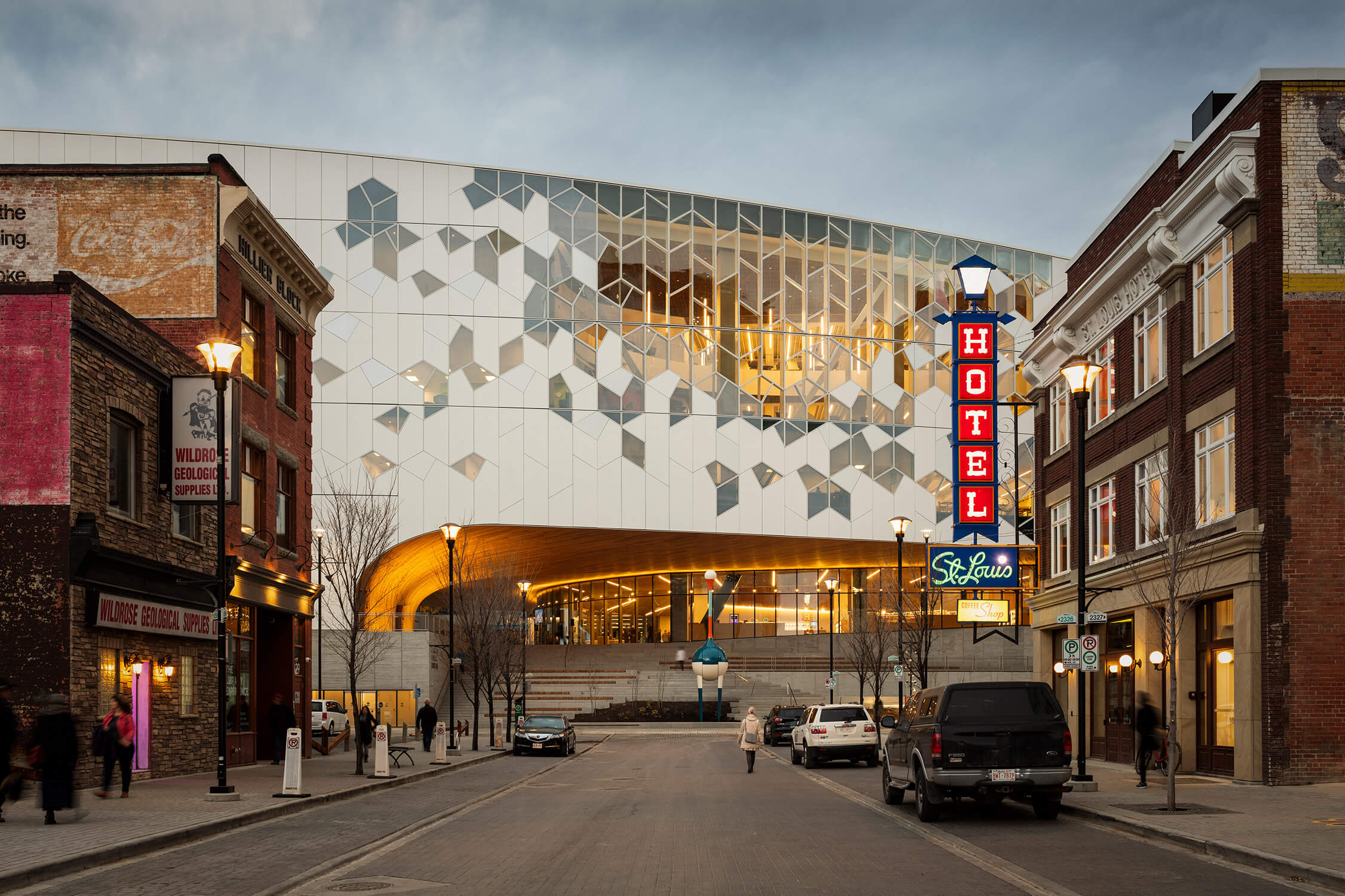 The 10 Best Canadian Architecture Projects of 2018 - Azure