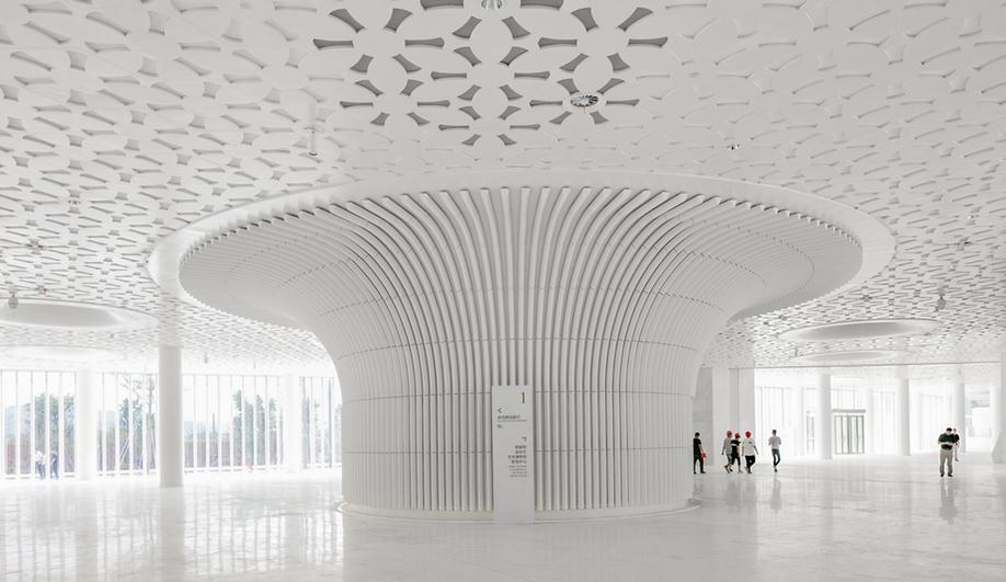 The Best Buildings of 2018: Fuzhou Strait Culture and Art Centre