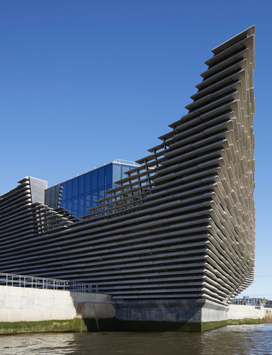 The Best Buildings of 2018: V&A Dundee