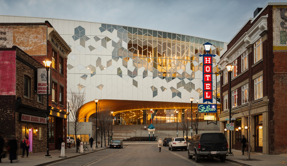 The Best Buildings of 2018: New Central Library