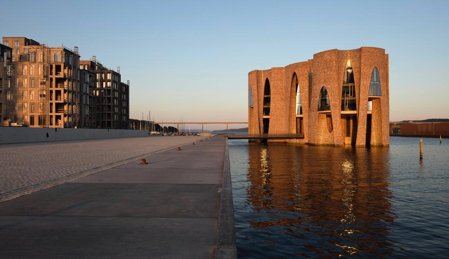 The Best Buildings of 2018: Fjordenhus