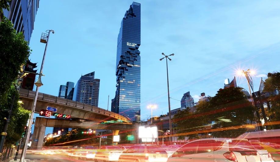 The Best Buildings of 2018: King Power MahaNakhon