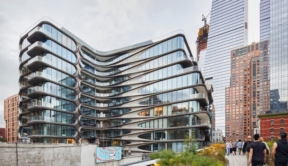 The Best Buildings of 2018: 520 West 28th