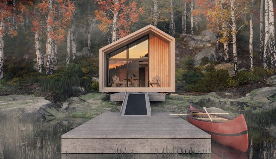 3 Prefab House Concepts That Promote Efficient Living