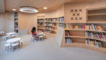 In Spain, a 17th-Century Hospital Becomes a Splendid Public Library