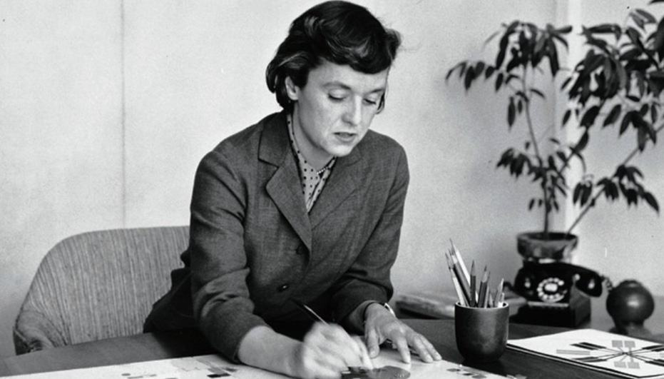 Florence Knoll Bassett Helped Define the Modern Era