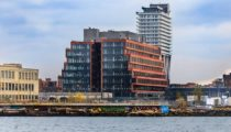HWKN Builds an Office Complex in Williamsburg