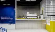An Industrial – Yet Welcoming – Moscow Coffee Shop