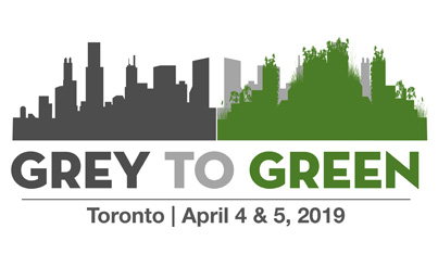 Grey to Green Conference 2019