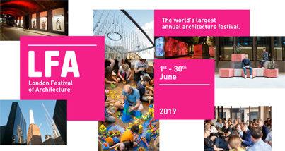 London Festival of Architecture 2019