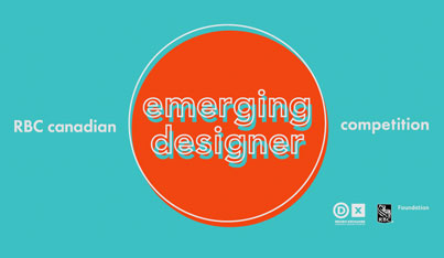 RBC Canadian Emerging Designer Competition 2019