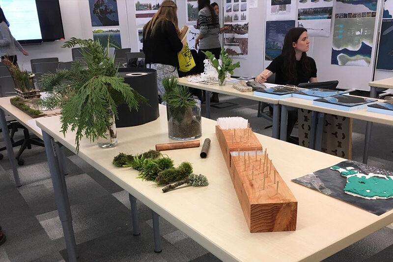 University of British Columbia, Landscape Architecture