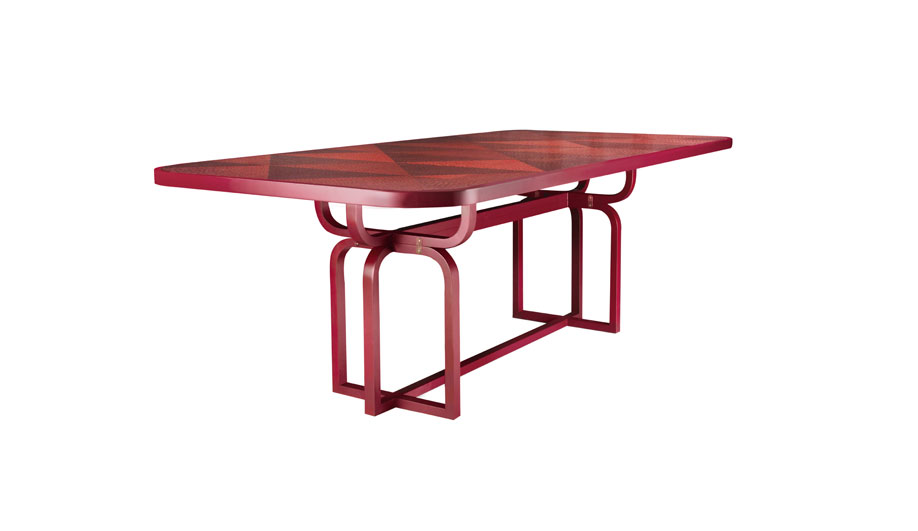 Caryllon Table by Gebruder Thonet Vienna