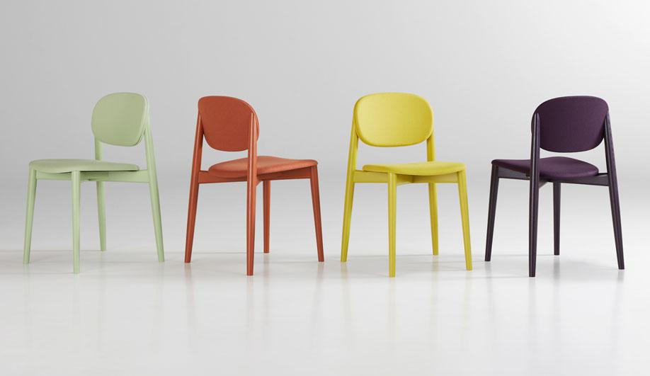 Halo Chair by Bernhardt Design
