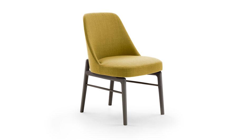 Leda Chair by Flexform