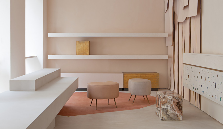 Ciszak Dalmas Crafts a Perfectly Imperfect Shop in Madrid