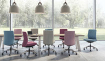 4 Conference Chairs that Combine Form and Function