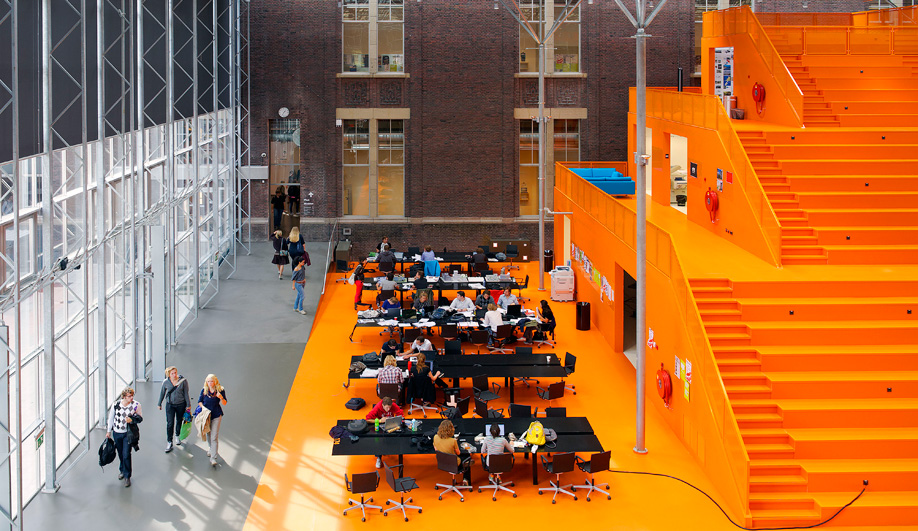 The Why Factory at TU Delft Dares to Ask, Why Not?