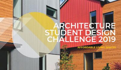 2019 Architecture Student Design Challenge
