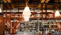 Terracotta Finishes Warm Up a Toronto Tapas Restaurant