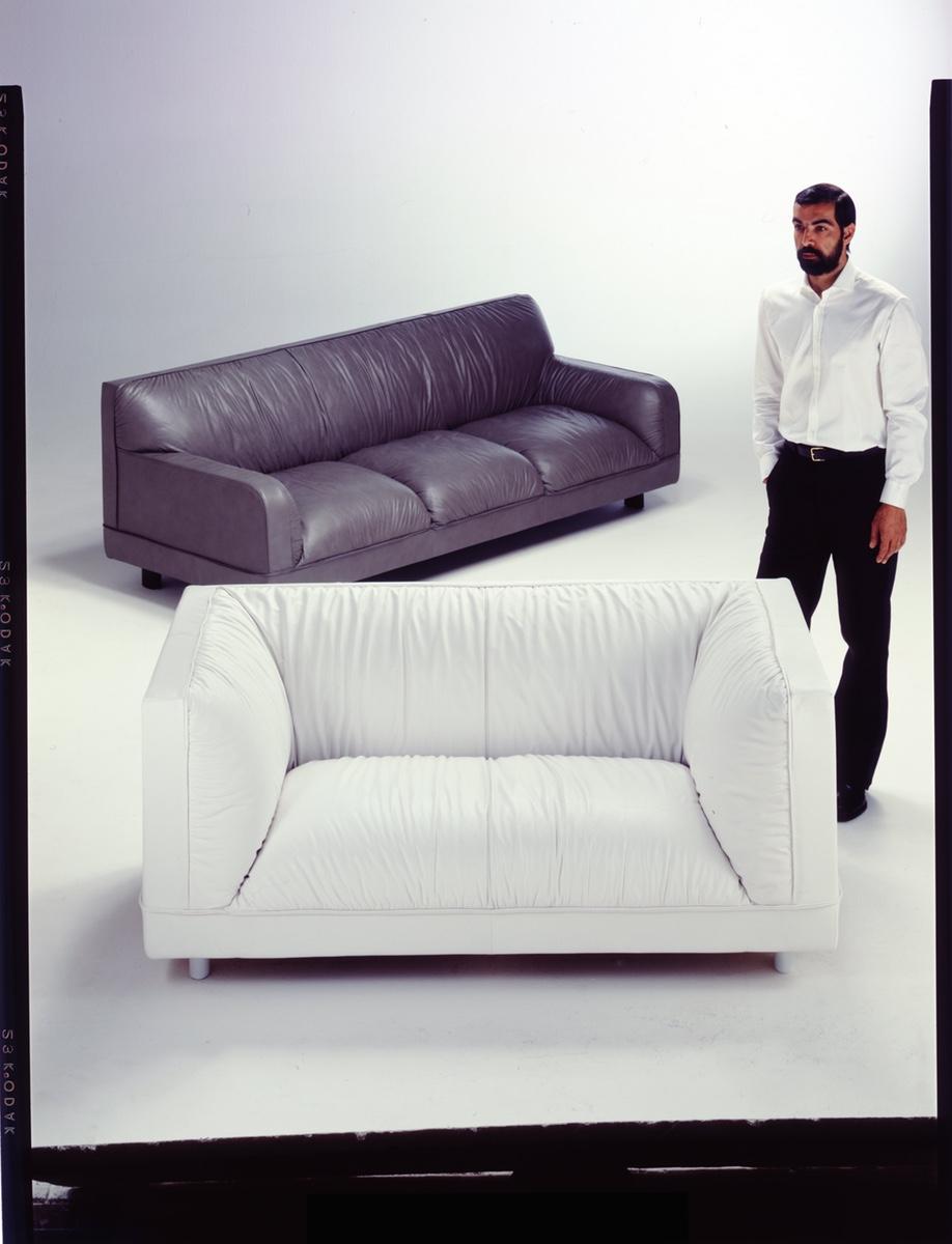 Another Living Divani classic: Mario Marenco's Marianne sofa