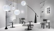 Tom Dixon Tours Us Through Two New Launches, FAT and OPAL