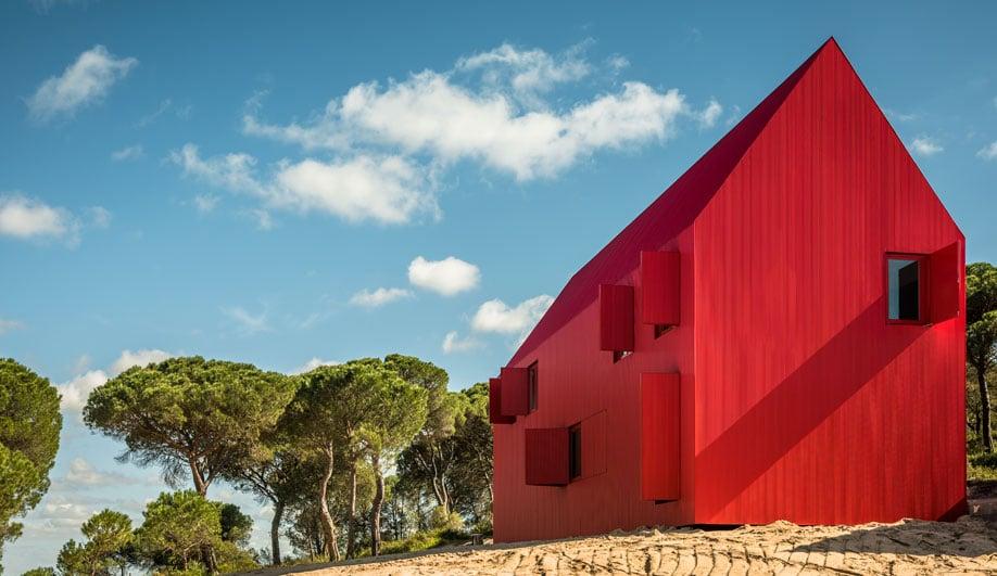 Rebelo do Andrade, House 3000, Portuguese Architecture