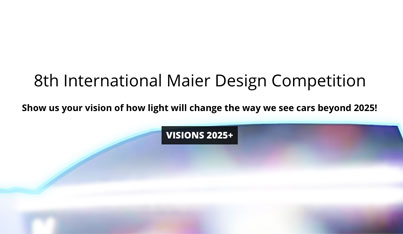 Maier S. Coop International Design Competition 2019: Visions 2025+