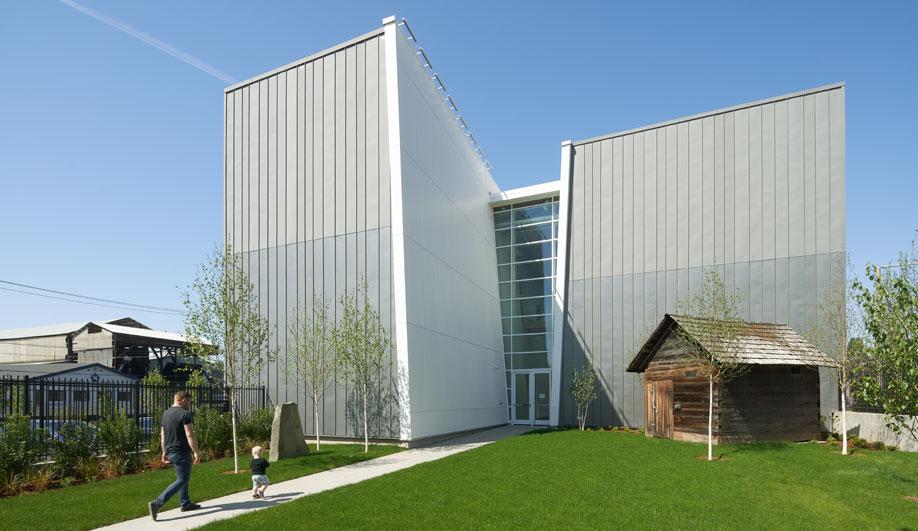 Mithun, Nordic Museum, Seattle