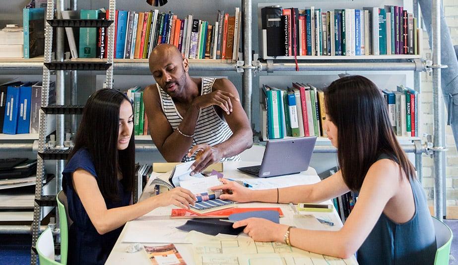 Ryerson University, School of Interior Design