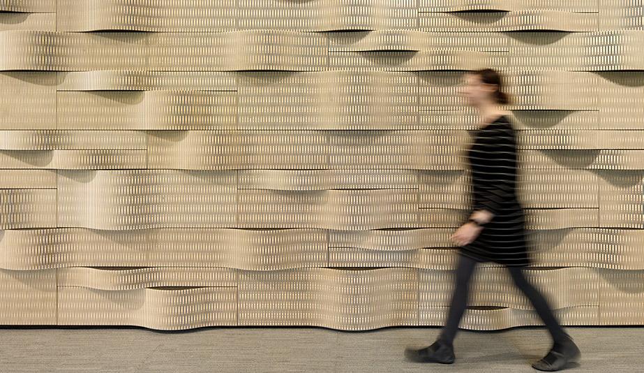 Flexible Wood by Spinneybeck