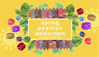 Spring Pavilion Amsterdam