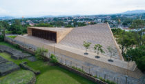 In Mexico, the Teopanzolco Cultural Center Connects Past and Present