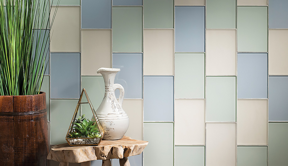 Tomei Modules Tiles by Lunada Bay Tile
