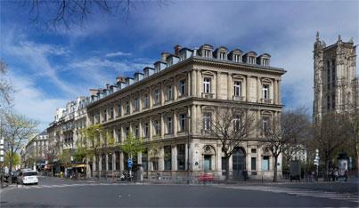 Transformation of the Chambre des Notaires de Paris