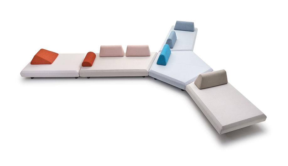Bento Modular System by Varaschin