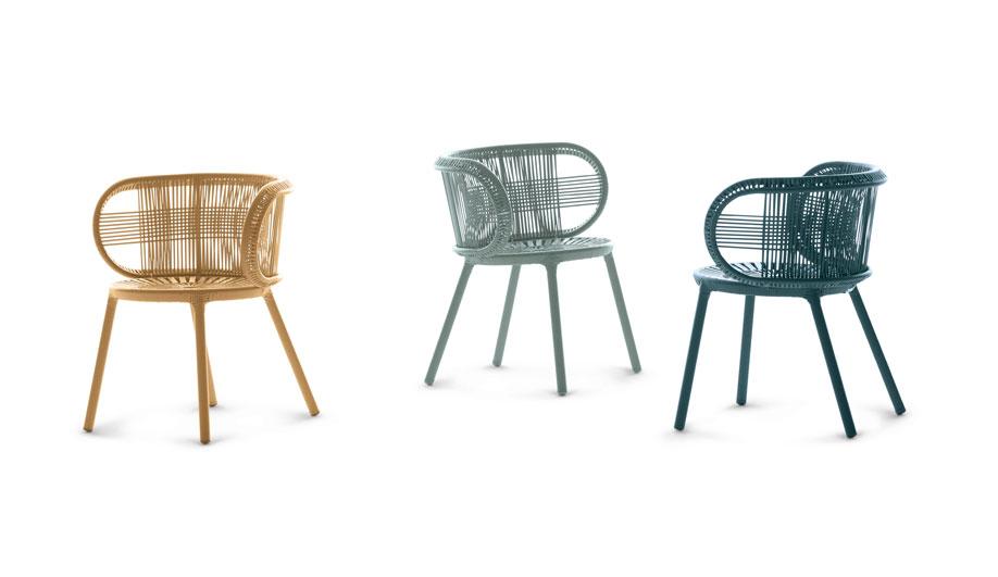 Cirql Chair by Dedon