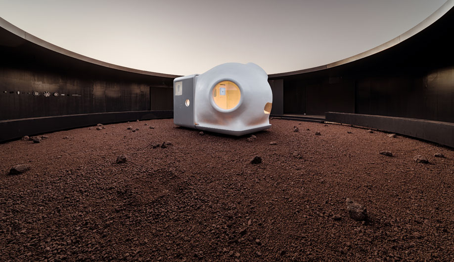 A Second Space Age Dawns in Architecture and Design