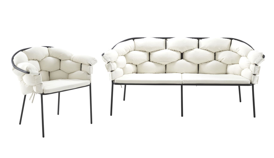 Serpentine Seating by Ligne Roset