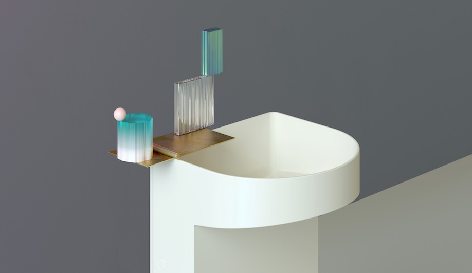 Sonar Bathroom Collection by Laufen