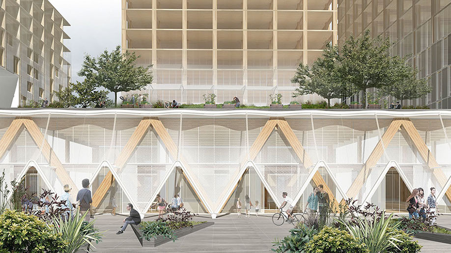 Sidewalk Labs, Toronto, Quayside,