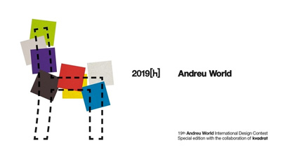 2019 Andreu World International Design Competition