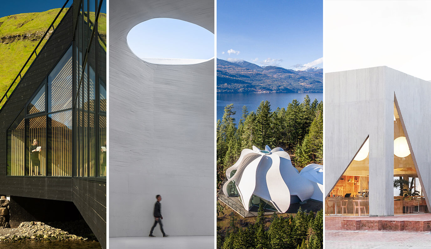 Commercial/Institutional Architecture Under 1,000 SqM, AZ Awards Finalists 2019