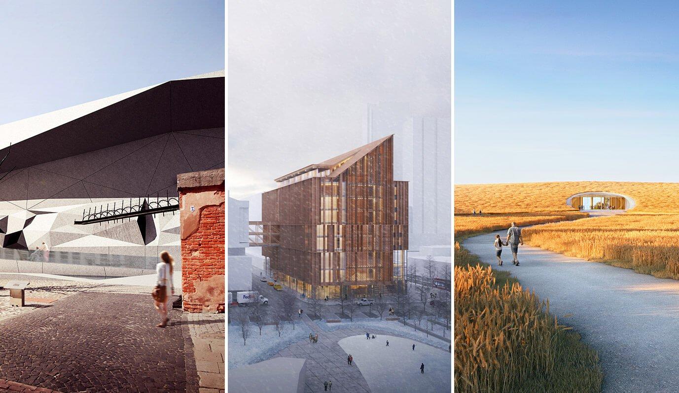 Unbuilt Buildings, AZ Awards Finalists 2019