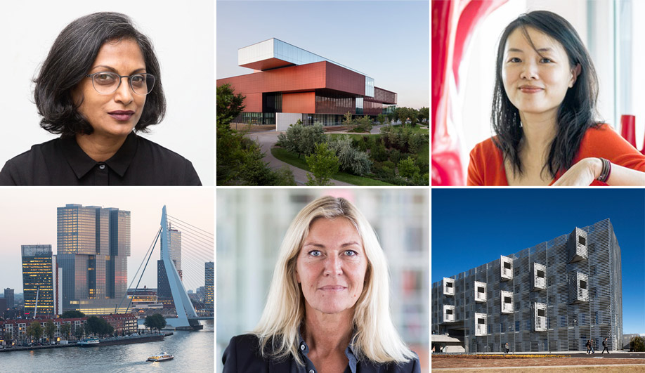 30 (More) Essential Women in Architecture and Design